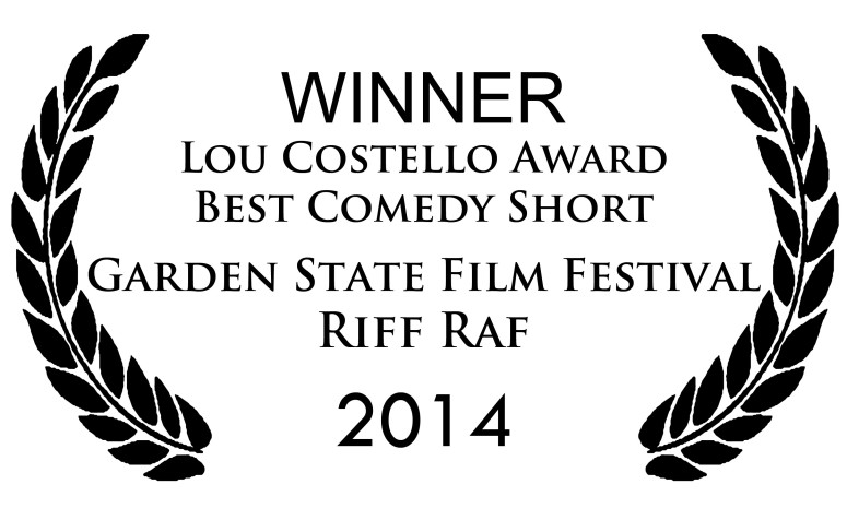Riff Raf wins Lou Costello Award, 2014
