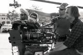 Camera team is set, two cameras