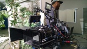 Saturday shoot, camera on tracks