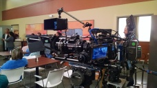 Red Epic, cafeteria scene