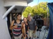 A-Cam selfies!